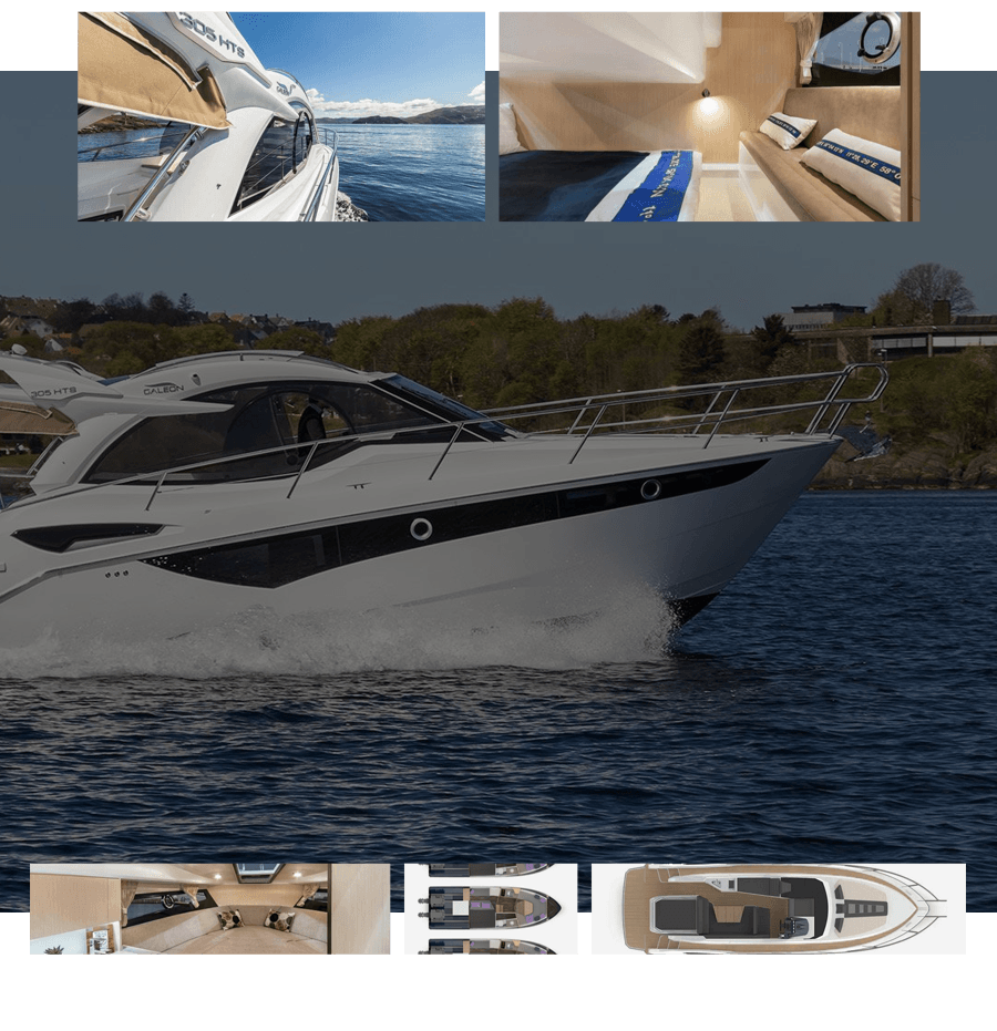 Website Galeon.nl