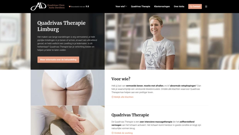 Quadrivas Clinic Anita Davidson