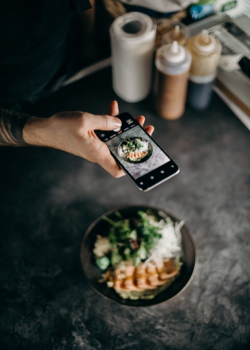 instagram iphone food instagrammer eten